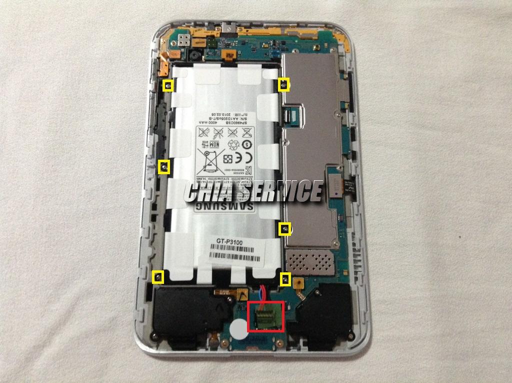 Samsung Tab 7.7 - Chia Luca - 2013