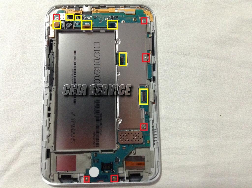 Samsung Tab 7.9 - Chia Luca - 2013