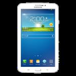 """Serie: Galaxy Tab Modello: SM-T210 SM-T211 Size: 7"""" Anno: 2013 Vetro Touch: Biadesivo nei Bordi - Removibile"""