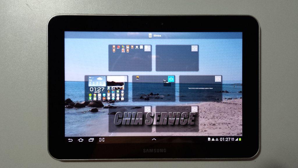 Guida Tutorial Come Smontare Samsung Galaxy Tab Note 89