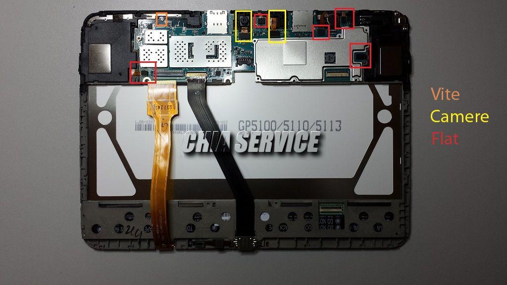 Samsung Tab 3 Estrazione Main