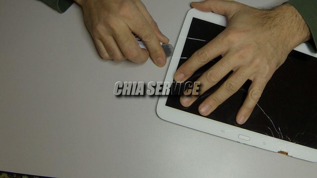 Samsung Tab 3 Estrazione Vetro2