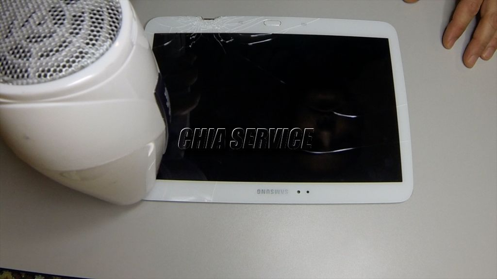Samsung Tab 3 Scaldare Vetro