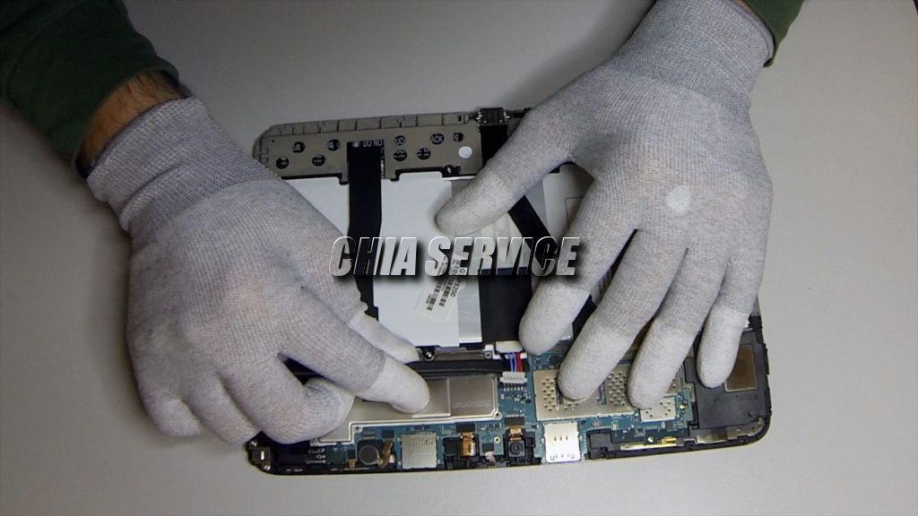Samsung Tab 3 Scollegare Batteria2
