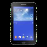 """Serie: Galaxy Tab Modello: SM-T110 SM-T111 Size: 7"""" Anno: 2014 Vetro Touch: Ancoraggio - Sconosciuto"""